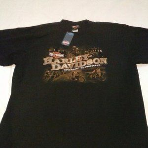 Men Harley Davidson Short sleeve T- shirt